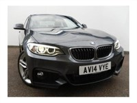 Used BMW 220d M Sport Coupe