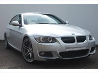 Used BMW 325d M Sport Coupe