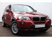 Used BMW X3 xDrive20d SE S.A.V.
