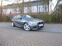 Used BMW 116d M Sport 3-door