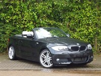 Used BMW 123d M Sport Convertible