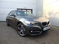 Used BMW 220d Sport Coupe