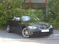 Used BMW 320d Sport Convertible