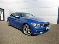 Used BMW 420d M Sport Coupe