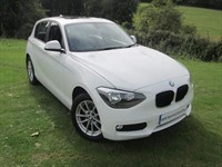 Used BMW 116i 1 Series SE 3dr Step Auto