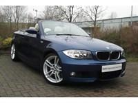 Used BMW 123d 1 Series TD M Sport