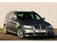 Used BMW 330d 3 Series TD M Sport Touring