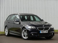 Used BMW 520d 5 Series [190] M Sport 5dr Step Auto