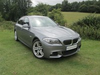 Used BMW 525d 5 Series [218] M Sport 4dr Step Auto