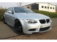 Used BMW M3 M Frozen Silver DCT
