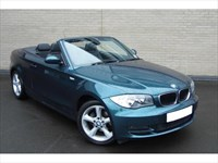 Used BMW 118d SE Convertible