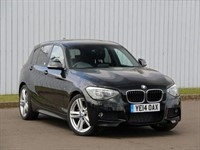 Used BMW 118d 1 Series M Sport 5dr