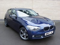 Used BMW 118d Sport 5-door
