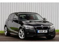 Used BMW 120d 1 Series TD M Sport (184 BHP)