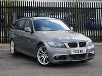 Used BMW 318d 3 Series TD M Sport Touring