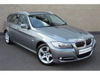 Used BMW 318d 3 Series TD Exclusive Touring