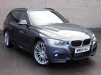 Used BMW 320d 3 Series XDRIVE M SPORT TOURING