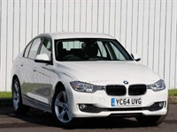 Used BMW 320d 3 Series SE 4dr Step Auto