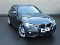 Used BMW 320d 3 Series M SPORT