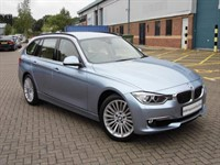 Used BMW 335d 3 Series xDrive Luxury 5dr Step Auto