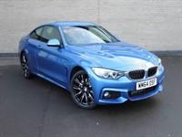 Used BMW 420d 4 Series XDRIVE M SPORT