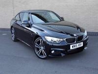 Used BMW 420d 4 Series TD M Sport (s/s)