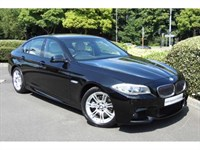Used BMW 520d M Sport Saloon