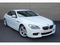 Used BMW 640d M Sport Coupe