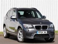 Used BMW X1 xDrive 20d M Sport 5dr Step Auto