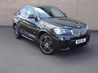Used BMW X4  TD 4X4 xDrive35d M Sport
