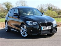 Used BMW 118d 1 Series M SPORT