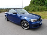 Used BMW 120d Sport Convertible