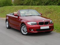 Used BMW 120d SE Convertible