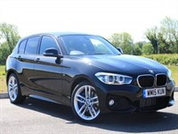 Used BMW 120d 1 Series XDRIVE M SPORT