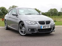 Used BMW 325d 3 Series M Sport 2dr Step Auto
