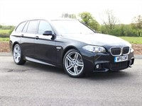 Used BMW 520d 5 Series M SPORT TOURING