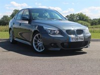Used BMW 525d 5 Series M SPORT