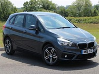 Used BMW 2 SERIES 216D SPORT ACTIVE TOURER