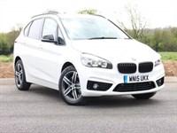 Used BMW 2 SERIES 218D SPORT ACTIVE TOURER