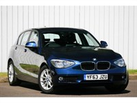 Used BMW 116d 5-door