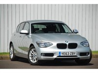 Used BMW 116d SE 5-door