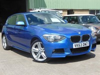 Used BMW 120d M Sport 5-door