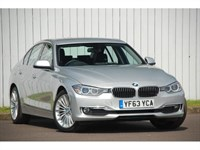 Used BMW 318d Saloon