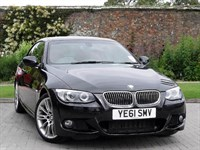 Used BMW 325d M Sport Convertible