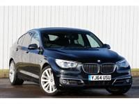 Used BMW 520d 5 Series TD (184bhp) Luxury GT