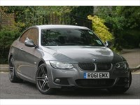 Used BMW 330d M Sport Coupe