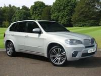 Used BMW X5 xDrive40d M Sport S.A.V.