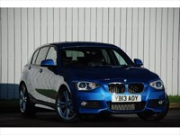 Used BMW 116i M Sport 5-door