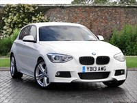 Used BMW 125d M Sport 5-door