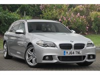 Used BMW 520d 5 Series TD M Sport (184BHP) Touring